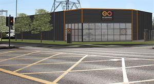 Goeuropean's new premises